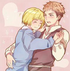 Jean x Armin || Attack on Titan || shingeki no kyojin || AOT || SNK