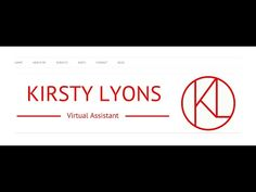 VA Interview with Kirsty Lyons - YouTube  #BeYourOwnBoss #Business #DigitalNomad #Freelance #FreelancePA #HomeBasedBusiness #Mompreneur #Mumpreneur #Remote #RemoteWork #VA #VATips #VirtualAssistance #VirtualAssistant #WAHM #WorkAtHome #WorkFromHome
