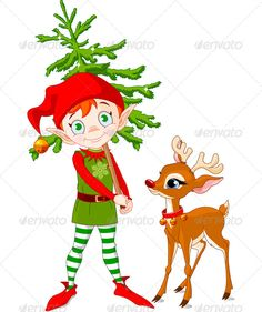 christmas elves images cliparts co christmas pinterest elf rh pinterest com free christmas elf clipart images Silly Christmas Elves Clip Art