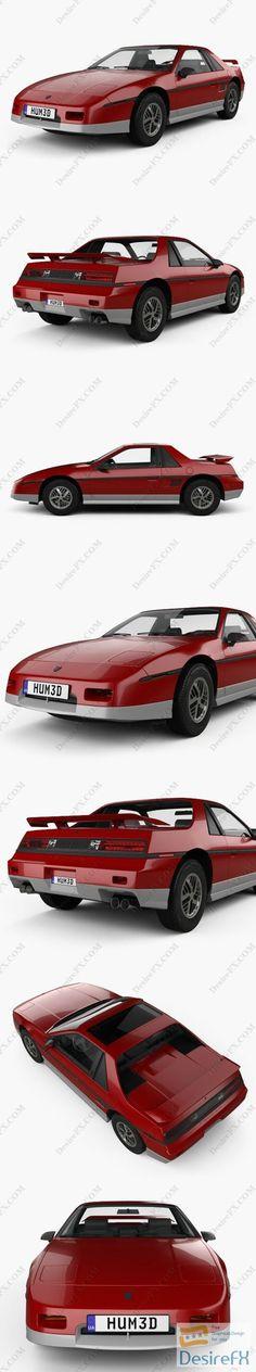 "Pontiac Grand Prix GTP decal sticker decals stickers 2X 9/"" supercharged"