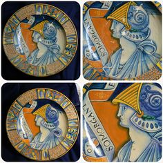 Restoration of Deruta majolica renaissance plate, 1550  #ceramics #restoration #restauro #ceramica #maiolica #antiquariato #antique #pottery #ceramique #restauration #restaurierung #восстановление #恢复 #استعادة #復元 #αποκατάσταση  #restauración #ceramica #صناعة الفخار #poterie #ceramic #陶器 #Keramik #κεραμικά #керамика #антикварная #Antiquitätenhandel #αντίκες #古玩交易 #antiquitades