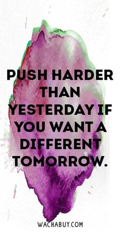 #quote #inspiration / Motivational Fitness Quotes To Keep You Going