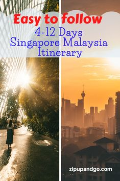 Planning to visit both Singapore and Malaysia in one go? We prepared a comprehensive Singapore Malaysia Itinerary packed with great places for you. Read more on our easy to follow Singapore Malaysia Itinerary! #singaporetravel #malaysiatravel #destinations #singaporemalaysiaitinerary #travelitinerary #asiatravel #travelguide #exploreasia #easytofollowguide Visit Singapore, Singapore Malaysia, Singapore Travel, Malaysia Itinerary, Malaysia Travel Guide, Singapore Attractions, Plan Your Trip, Asia Travel, Southeast Asia