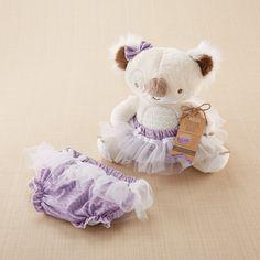 """Tutu Cute Koala"" Plush Plus Bloomer for Baby"