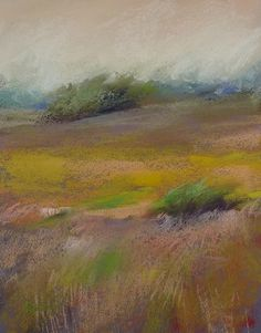 Painting my World: Pastel FAQ: Choosing Paper Color for a Painting