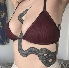Don't Mix Svedka with Depression, an episode from Bottomless Bitching on Spotify, Piercing Tattoo, Kritzelei Tattoo, Tumblr Tattoo, Piercings, Sternum Tattoo, Snake Tattoo, Medusa Tattoo, Yakuza Tattoo, Female Tattoos