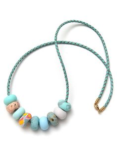 The Hydrangea 9 Bead Necklace is part of our Paint and Petals range and features…