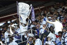 Real Madrid 4-1 Atletico Madrid (AET) - Champions League final #dailymail