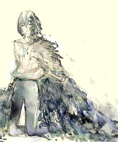 Howl | Howl no Ugokushiro #illustration #anime #manga