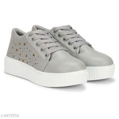 Checkout this latest Casual Shoes Product Name: *Attractive Women's Casual Shoes* Sizes:  IND-3, IND-4, IND-5, IND-6, IND-7, IND-8 Country of Origin: India Easy Returns Available In Case Of Any Issue   Catalog Rating: ★4.2 (2234)  Catalog Name: Modern Trendy Women's Casual Shoes Vol 9 CatalogID_635112 C75-SC1067 Code: 073-4413709-997