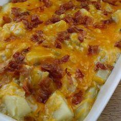 Bacon Ranch Potatoes Recipe | Just A Pinch Recipes