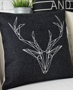 Nordic Style Decorative Throw Pillow Cases