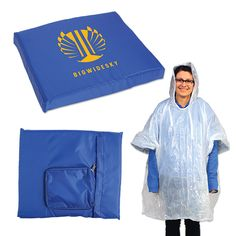 Get ready for the big game with our seat cushion with poncho. This seat cushion includes one adult sized poncho stored inside the zipper pouch in the cushion! Customized with your organization's name and logo, it'ss the perfect way to promote team pride! Waterproof Poncho, Stadium Cushions, Play And Stay, Seat Cushions, Outdoor Cushions, Rain Poncho, Promotional Events, School Spirit, Big Game