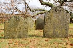 This photo project reveals the powerful history tucked into Rhode Island's cemeteries.