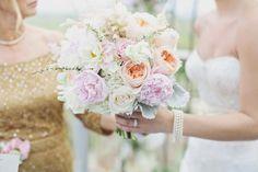 2014 Wedding Trends | Garden Roses |  Read more - http://www.stylemepretty.com/2013/10/16/texas-garden-wedding-from-forever-photography-studio/