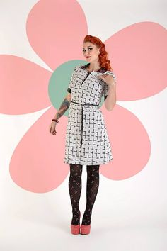 Buy your new dress on newdress.dk  Margot dress: Riley Raceline Spring 2016 #newdress_dk #retrodress #vintagedress