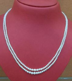 Basra Salt Water Natural Pearls from Persian Gulf   Carat Weight: 44.73 carats (8.94 grams)   *Shapes: Rounded, oval & button