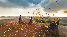 #FLOWER #Frei wie der #Wind #Konsolenspiel zum +Entschleunigen #Playstation #Youbeee #Magazin