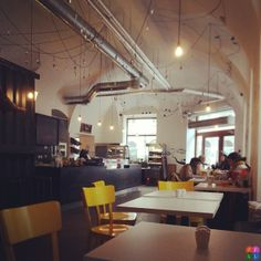 My favorite place in Prague - restaurant Soup in the city (@fusionhotel)