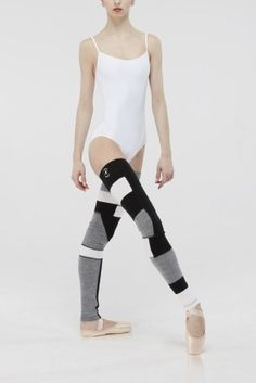 SUPERBE - Eye-catching patchwork design that offers extreme comfort. These fold-over stretch knit straight leg pants are sure to become a favorite. Ballet Wear, Ballet Class, Dance Warm Up, Dance Belt, Dance Accessories, Mademoiselle, Patchwork Designs, Yoga Wear, Girl Dancing