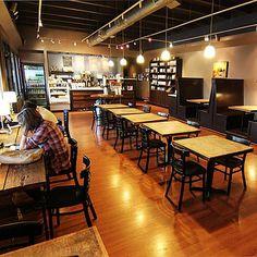 Dose Coffee and Tea; Nashville, TN