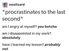 Stupid Funny, Haha Funny, Hilarious, Funny Stuff, Funny Relatable Memes, Funny Jokes, Literally Me, Story Of My Life, Tumblr Funny