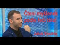 Kouzla a Triky! Jak číst myšlenky? Mentalista a Kouzelník Jakub Vosáhlo! - YouTube Try Again, Videos, Youtube, Youtubers, Youtube Movies