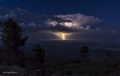 Tormenta / Storm - Photography by Jesus Miguel Balleros