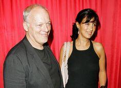 Polly Samson & David Gilmour