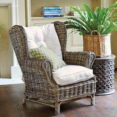 Charleston Wing Back Chair