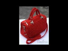 Crochet Patterns: Crochet Patterns| for free |Crochet Bag| 798