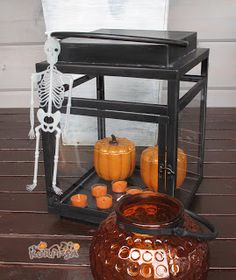 PartyLite pumpkins are so cool!