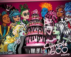 monster high blog with images