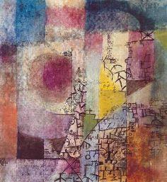 Paul Klee - composition