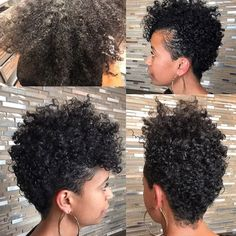 Beautiful tapered cut by @sweetstyles_naturals - https://blackhairinformation.com/hairstyle-gallery/beautiful-tapered-cut-sweetstyles_naturals/