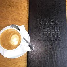 Morning pick-me-up at Sheraton Noosa @noosabeachhouse with a magnificent day ahead @noosafoodandwine #coffee #noosalife #visitnoosa #hastingsstreet