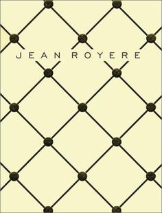 Jean Royere - book on