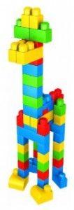 Blocks for Toddlers: Mega Bloks Sets and Vehicles Jungle Crafts, Giraffe Crafts, Toddler Fun, Toddler Toys, Craft Activities For Kids, Toddler Activities, Blocks For Toddlers, Kids Blocks, Mega Blocks