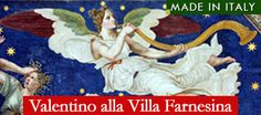 Villa Farnesina - Affreschi di Raffaello a Roma