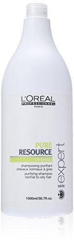L'oreal Serie Expert Pure Resource Shampoo for Unisex, 50... https://www.amazon.com/dp/B001VD3L8I/ref=cm_sw_r_pi_dp_U_x_mT2rAbE5Q8QBH