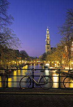 'Amsterdam, Holland (Jon Arnold)' by Jon Arnold Images