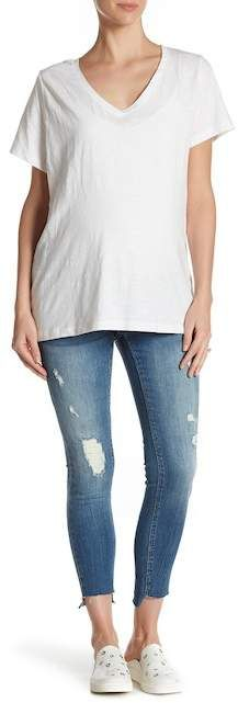 d748f881ab8 Ankle Skinny Jeans with Step Hem (Maternity)  cute  ad  want  . Seven7New  MomsSkinny JeansNordstrom RackPregnancyMaternityAnkleSkinny ...