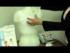 Compression Bra by Wear Ease®        Video of the Compression Bra in Action!