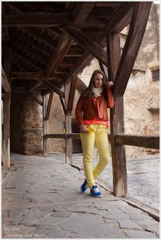OOTD: Made in Sighisoara ~ By Dee make-up and more