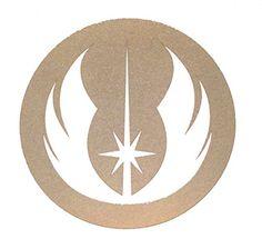Reflective Star Wars Jedi Order Logo Vinyl Decal - Galactic Republic White Window Sticker Empire Tactical http://www.amazon.com/dp/B00U6HHO6A/ref=cm_sw_r_pi_dp_thNdvb1G5HX0Q