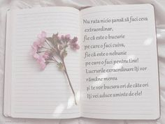 Insomnii: Citate Spiritual Quotes, Live Life, Binder, Life Is Good, Life Quotes, Spirituality, Happy Birthday, Bullet Journal, Positivity