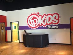 Our kids area at Faith Promise Anderson County.