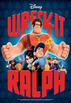 Disney's Wreck-It Ralph Movie for FREE