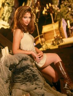 115 reasons why we love Buffy The Vampire Slayer... (One of the reasons is not those boots)