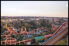 Gold Reef City! Amusement Park, South Africa, Dolores Park, History, City, Gold, Travel, Beautiful, Historia